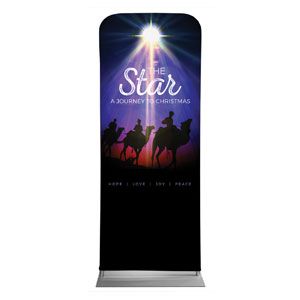 "The Star: A Journey to Christmas 2'7"" x 6'7"" Sleeve Banners"
