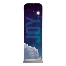 Joy Clouds Banner