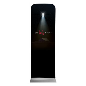Oh Holy Night Banners