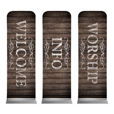 Rustic Charm Core Set Banner