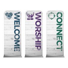 Shiplap White Core Set Banner