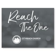 CityReach Blurred Gray Reach Banner