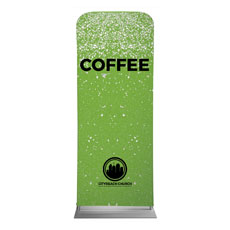 CityReach Green Pebble Fade Coffee