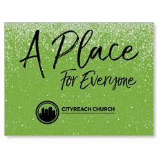 CityReach Green Pebble Fade Place Banner