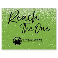 CityReach Green Pebble Fade Reach Banner
