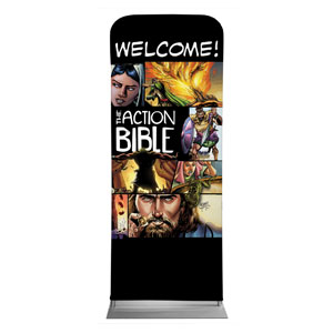 The Action Bible Banners