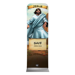 The Action Bible VBS Jesus Banners