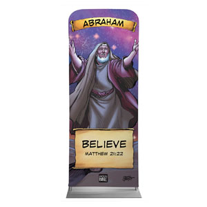 The Action Bible VBS Abraham Banners