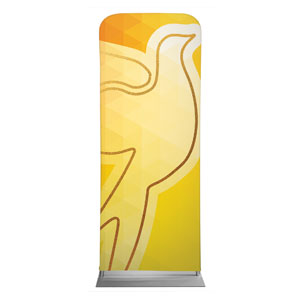 "Bold Iconography Holy Spirit Dove 2'7"" x 6'7"" Sleeve Banners"