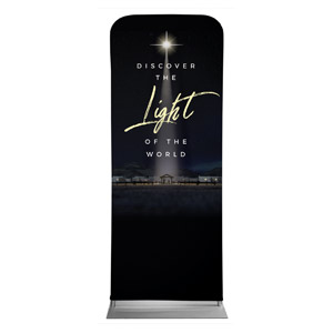 Discover Light of World Banners