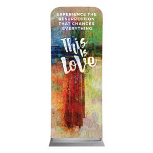 This is Love Easter Banners