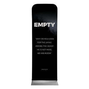 Empty 2 x 6 Sleeve Banner