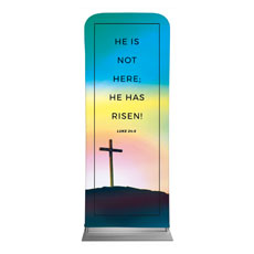 Bold Easter Calvary Hill Cross