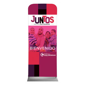 "BTCS Together Spanish 2'7"" x 6'7"" Sleeve Banners"