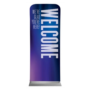 "Aurora Lights 2'7"" x 6'7"" Sleeve Banners"