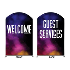 Dark Smoke Welcome Guest Services