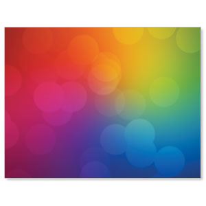 Spectral Color Backdrop Jumbo Banners
