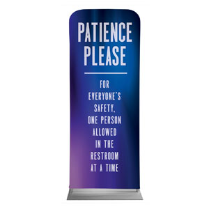 "Aurora Lights Patience 2'7"" x 6'7"" Sleeve Banners"
