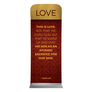 "Celebrate The Season Advent Scripture 2'7"" x 6'7"" Sleeve Banners"