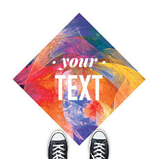 Vivid Paint Your Text