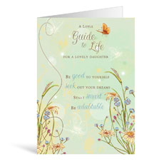 Guide Birthday Greeting Card