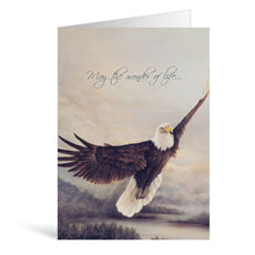 Flight Birthday Greeting Card