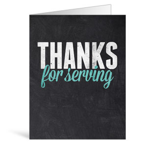 Slate Serving Greeting Cards