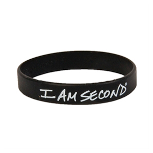 I Am Second Wristband Bracelet (Pack of 5) SpecialtyItems