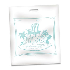 Shipwrecked Crew Bags, pack of 10 SpecialtyItems