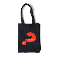 Alpha Tote Bags
