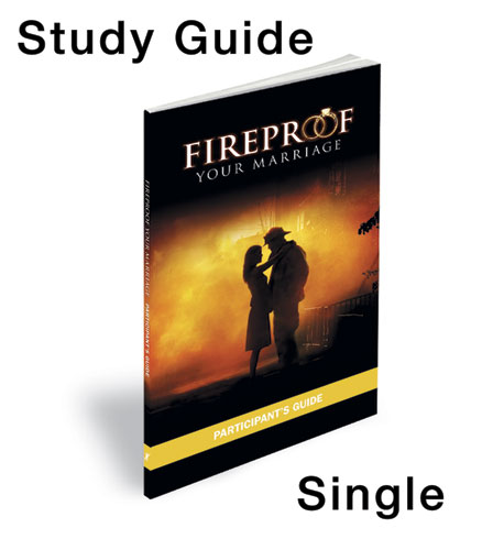 Small Groups, Fireproof and Love Dare, Fireproof Participant's Guide