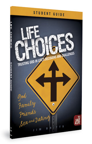 Small Groups, Life Choices, Life Choices Student Guide - single
