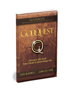 GodQuest Guide book - single StudyGuide