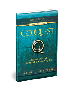 God Quest Teen Small Groups