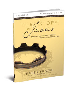 The Story of Jesus - Single StudyGuide