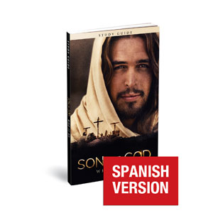 Son of God Spanish Study Guide--single StudyGuide