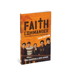 Faith Commander Teens