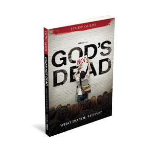 Gods Not Dead Study Guide - single StudyGuide