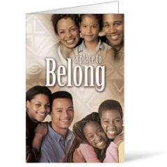 Place to Belong-AFA Bulletins