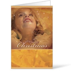 Wonder of Christmas Bulletin