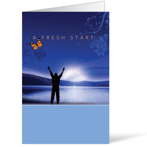 Fresh Start 8.5 x 11 Bulletins 8.5 x 11