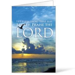 Breath Praise Lord Bulletin