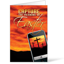Capture Easter Bulletin