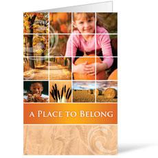Belong Pumpkin Bulletin