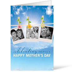 Celebrating Moms Bulletin