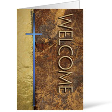Leather Welcome Bulletin