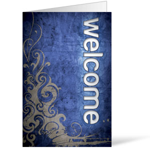 Adornment Welcome - 8.5 x 11 Bulletins 8.5 x 11