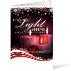 Light Shine Christmas Bulletin