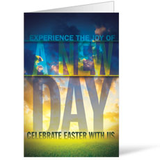 New Day Easter Bulletin