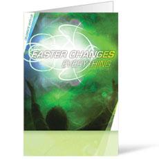 Easter Changes Bulletin